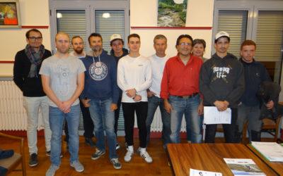 Assemblée générale 2017 du club Vivarais Ard Bike 07