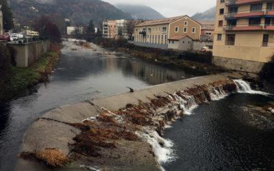 Contrat de rivière Ardèche / Volane – Quatre opérations programmées