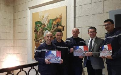 Amicale des Sapeurs-pompiers – Le calendrier 2018 est arrivé