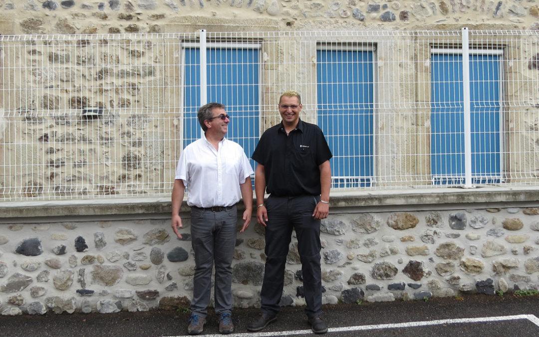 Le Sou des écoles : une équipe motivée autour de Mickaël Scuri, président