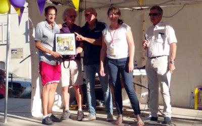La ville de Vals-les-Bains récompensée par l'Ardéchoise