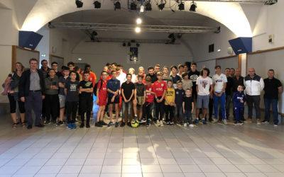 Soirée d'ouverture 2018 de l'Union Sportive Vals