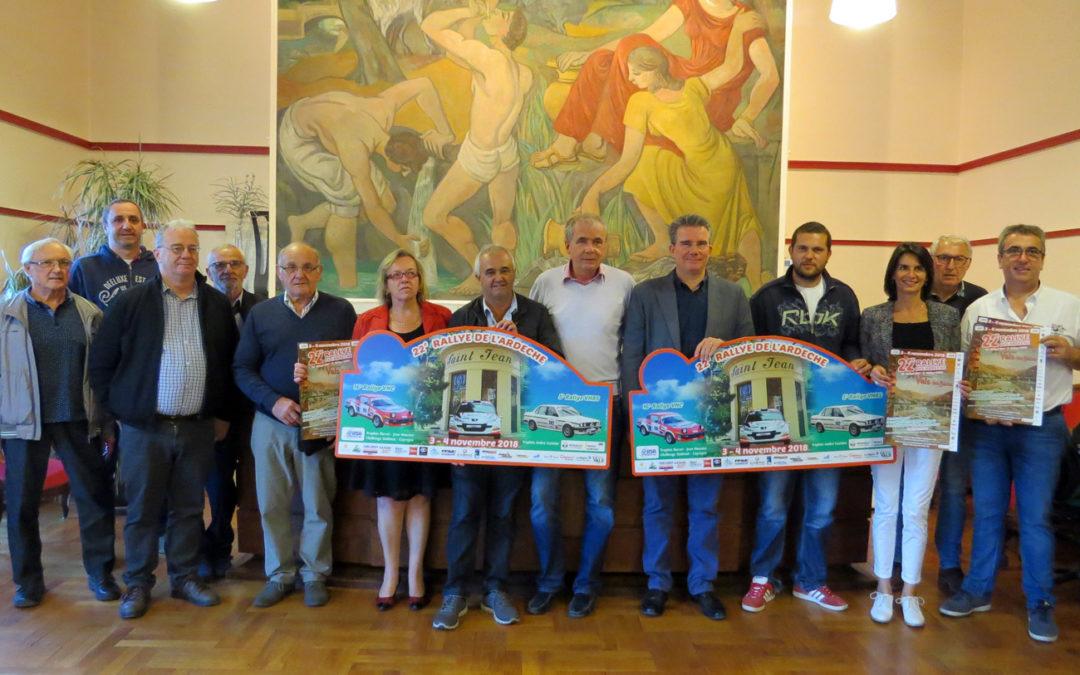 Rallye de l'Ardèche 2018 – 22ème édition