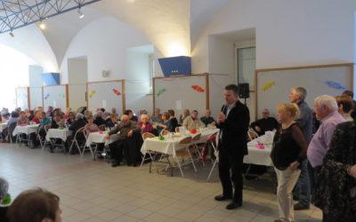 Repas des Seniors 2019 – Une rencontre annuelle appréciée