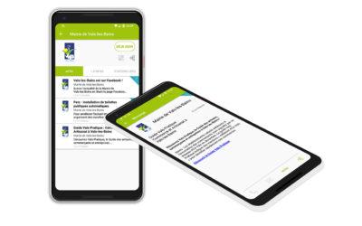 Illiwap : l'actualité de Vals-les-Bains sur votre smartphone