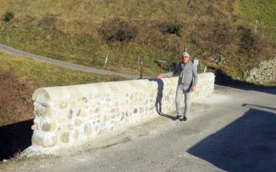 Réfection du pont des Issoux