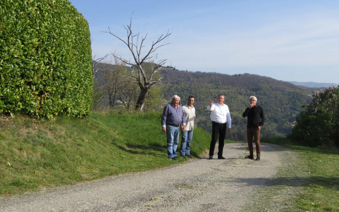 Montgrand – Rénovation de la route communale