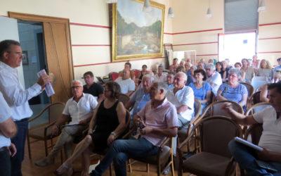 Aménagement du quartier du Château – Les habitants donnent leur avis
