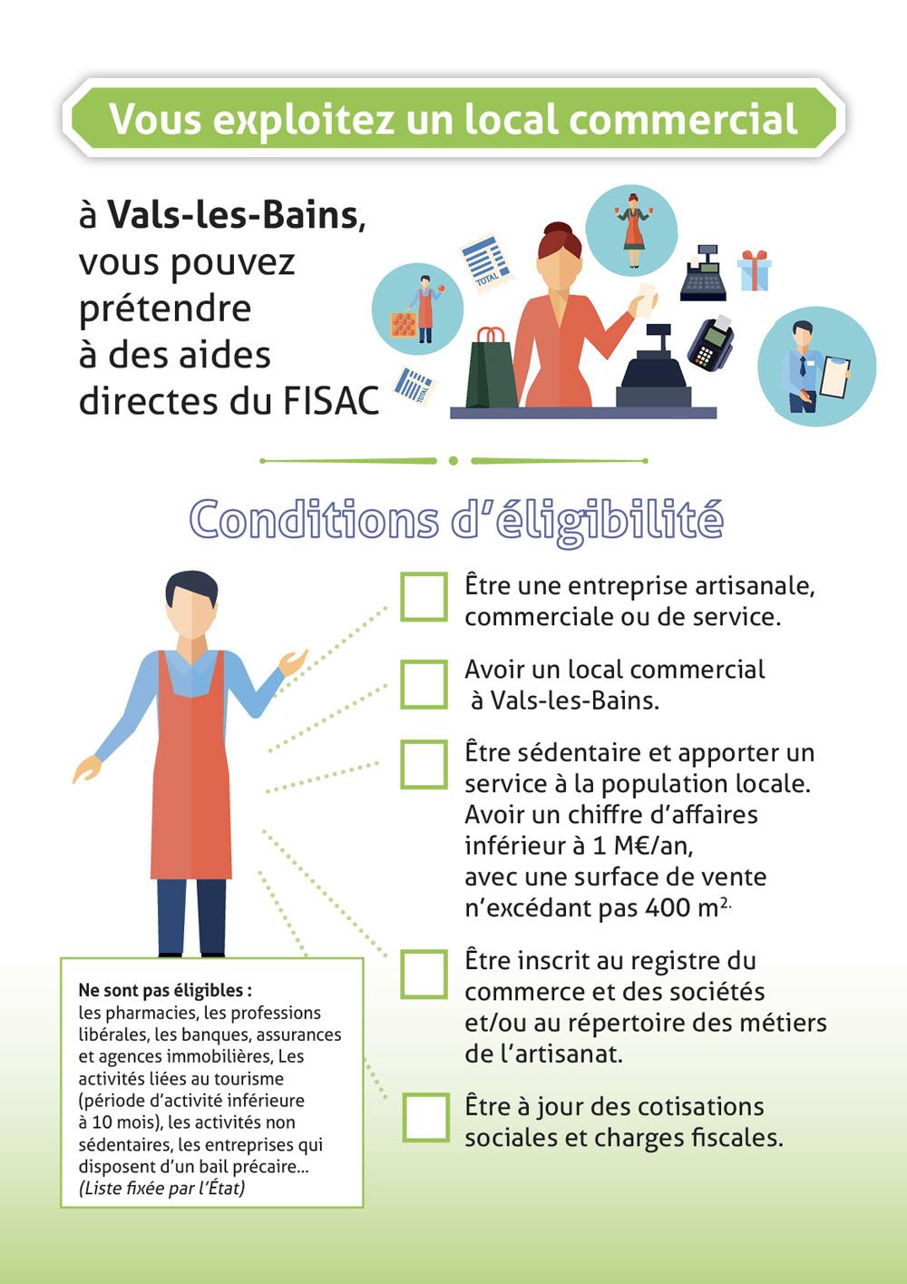 Dépliant FISAC