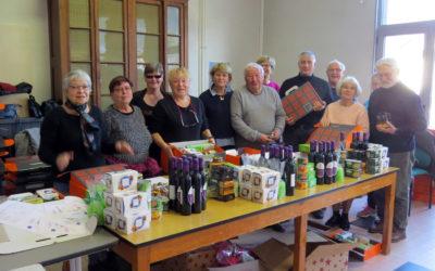 Colis de Noël – 630 colis seront distribués