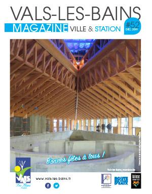 Bulletin Municipal Vals-les-Bains