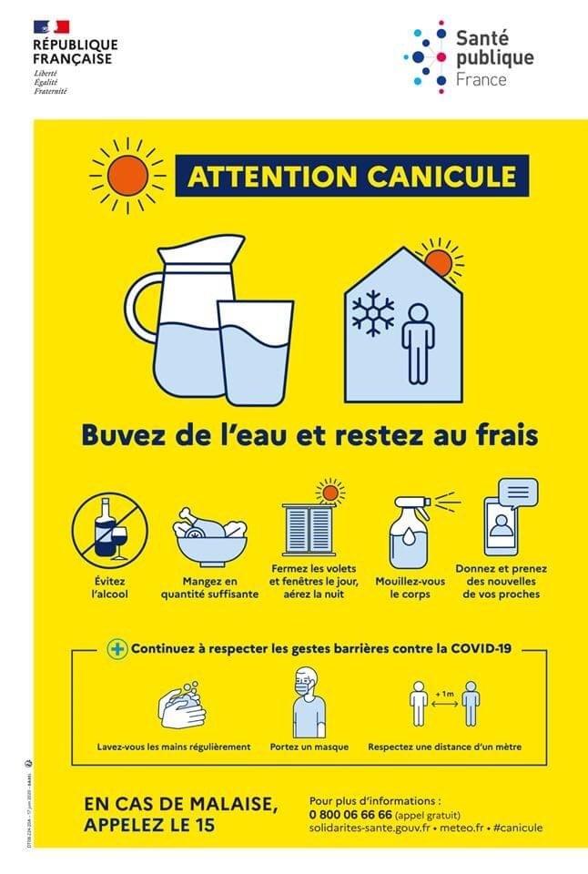 Ardèche Canicule