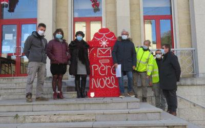 À Vals-les-Bains, le Père Noël dispose d'une boîte aux lettres