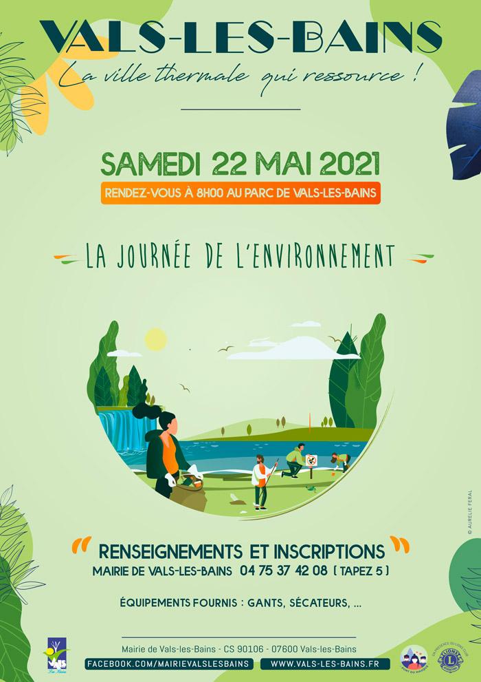 Journée de l'environnement 2021