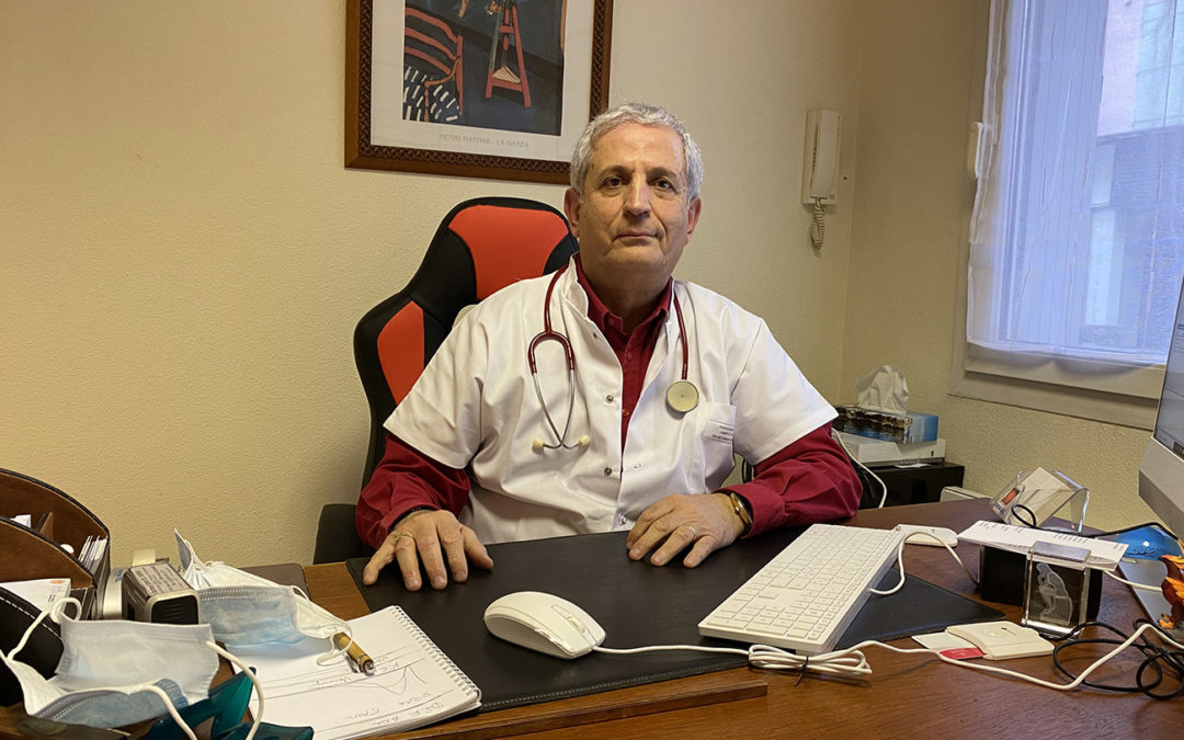 Docteur James El Farkh